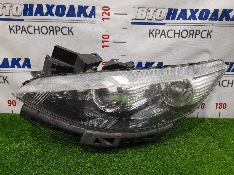 Фара Mazda Biante CCEFW LF-VDS 2008 передняя левая P8161 Левая, под ксенон, без блока и лампы, корректор,