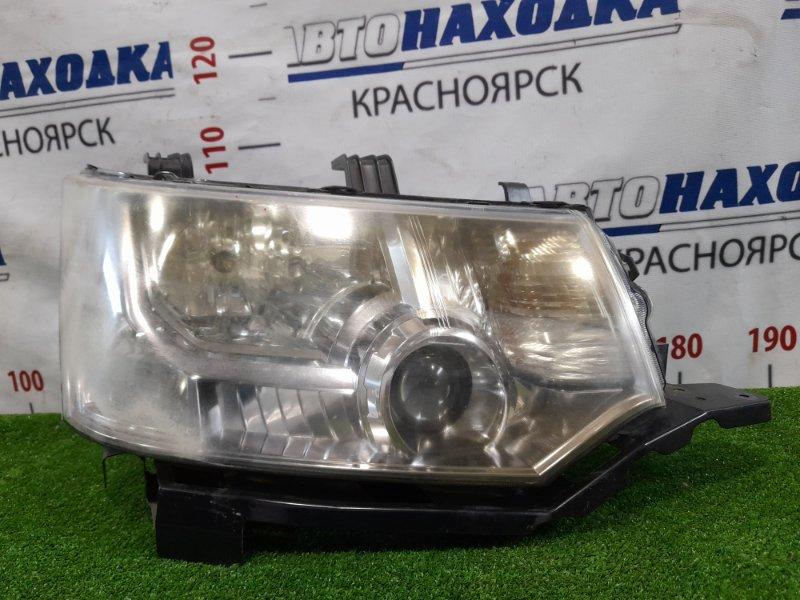Фара Mitsubishi Delica D:5 CV5W 4B12 2007 передняя правая 100-87918 правая, ксенон в сборе, 100-87918. Есть