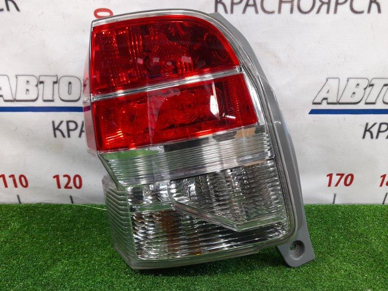 Фонарь задний Toyota Spade NCP141 1NZ-FE 2012 задний левый 52-262 Левый, 52-262
