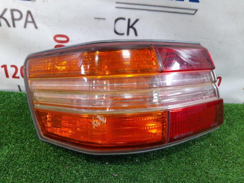 Фонарь задний Toyota Mark Ii GX100 1G-FE 1996 задний левый 22-248 левый, 22-248, дорестайлинг
