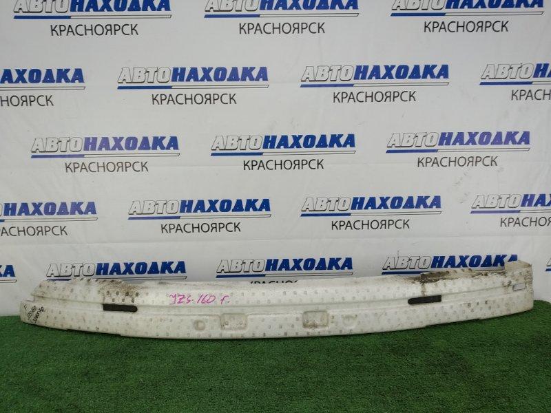 Усилитель бампера Toyota Aristo JZS160 2JZ-GE 1997 передний передний, только пенопласт