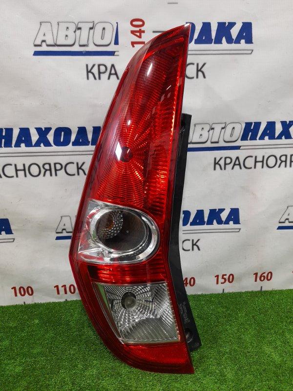 Фонарь задний Suzuki Splash XB32S K12B 2008 задний левый TA0528 Левый, TA0528?, в ХТС.