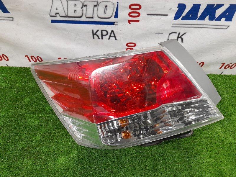 Фонарь задний Honda Inspire CP3 J35A 2007 задний левый P7451 Левый, P7451