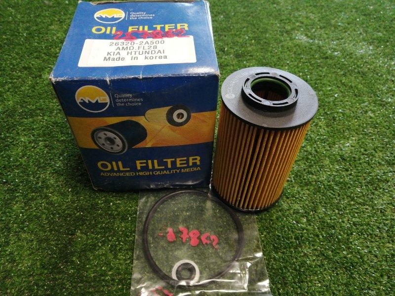 фильтр масляный AMD (MOBIS)