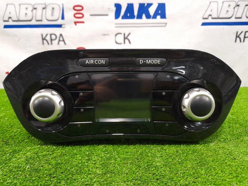 Климат-контроль Nissan Juke YF15 HR15DE 2010