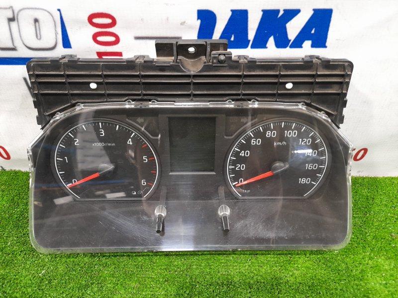 Щиток приборов Nissan Nv350 Caravan VW2E26 YD25DDTI 2012 3XB0A