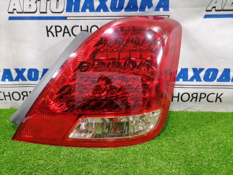 Фонарь задний Toyota Crown Majesta UZS186 3UZ-FE 2004 задний правый 30-318 правый, 30-318, мелкие царапины