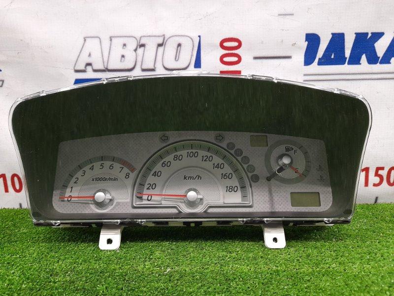 Щиток приборов Nissan Lafesta B30 MR20DE 2004
