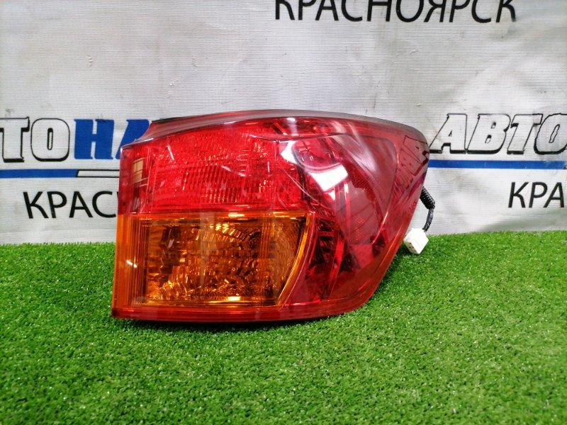 Фонарь задний Lexus Is250 GSE20 4GR-FSE 2005 задний правый 53-40 ХТС, правый, 53-40, дорестайлинг