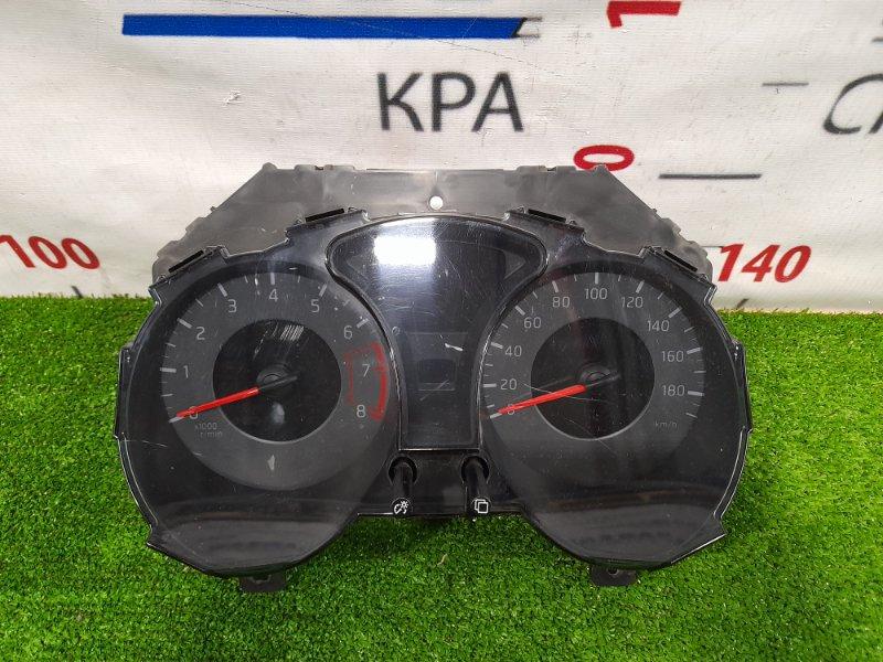 Щиток приборов Nissan Juke YF15 HR15DE 2010 1KL0B оптитрон, правый руль (180 км/ч)