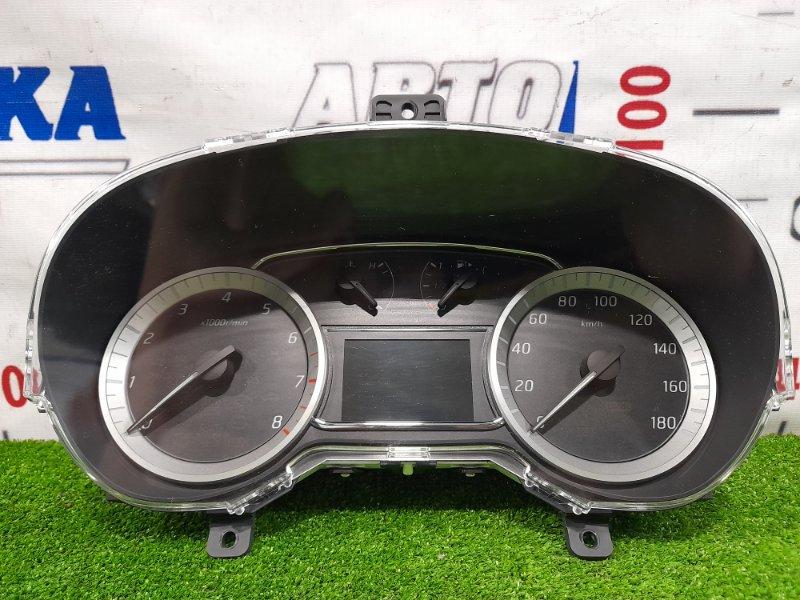 Щиток приборов Nissan Sylphy TB17 MRA8DE 2012 3SB1A