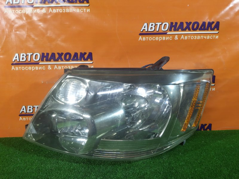 Фара Toyota Alphard ANH10 2AZ-FE левая 58-2 1MOD, КСЕНОН. БЕЗ ЛАМПЫ. КОРРЕКТОР.