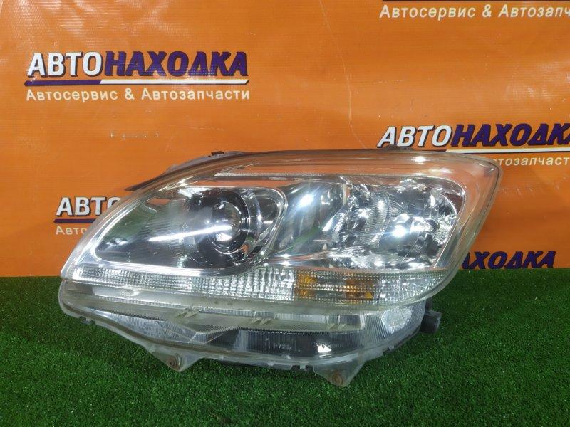 Фара Toyota Mark X Zio ANA10 2AZ-FE левая 72-2 КСЕНОН. БЕЗ ЛАМПЫ. КОРРЕКТОР