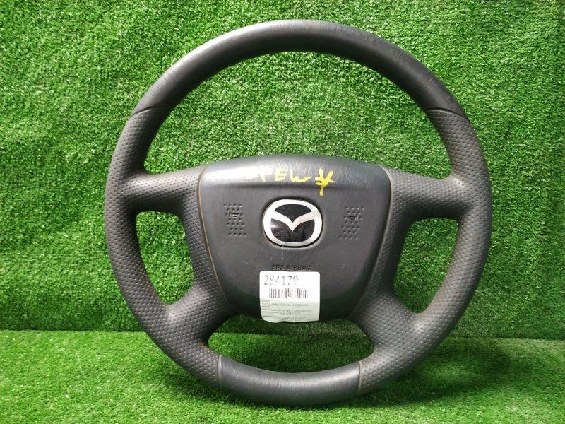 Airbag Mazda Tribute EPEW YF 2000 водительский, с рулем, без подушки, без пиропатрона, есть