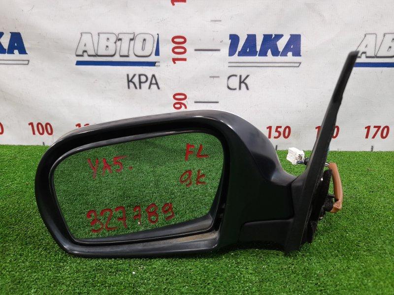 Зеркало Subaru Exiga YA5 EJ20 2008 переднее левое Левое, с повторителем, 9 контактов, есть