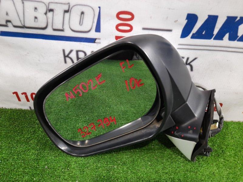 Зеркало Toyota Passo Sette M502E 3SZ-VE 2008 переднее левое Левое, 10 контактов, с поворотником,