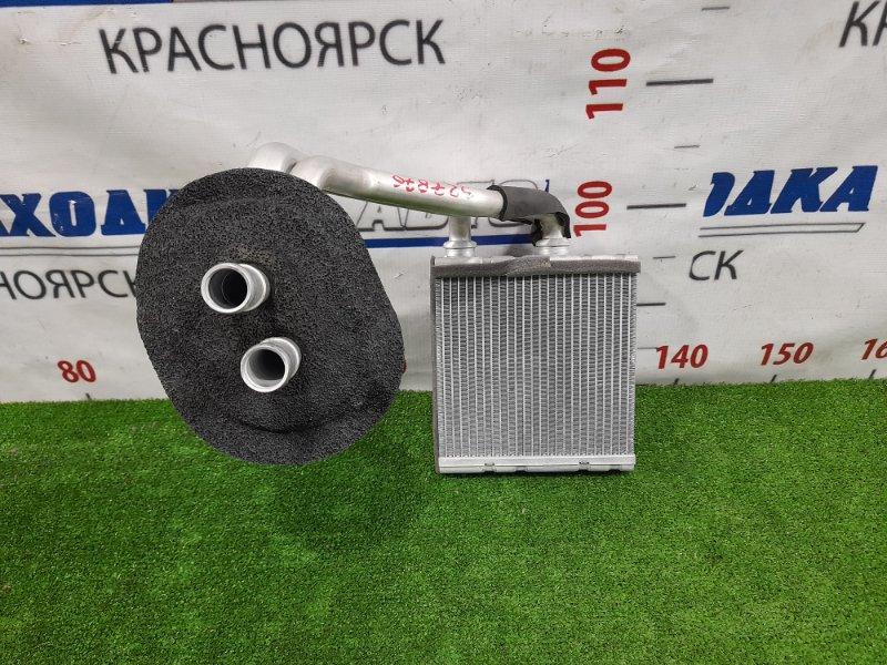 Радиатор печки Nissan Note E12 HR12DE 2012 с трубками, в ХТС.