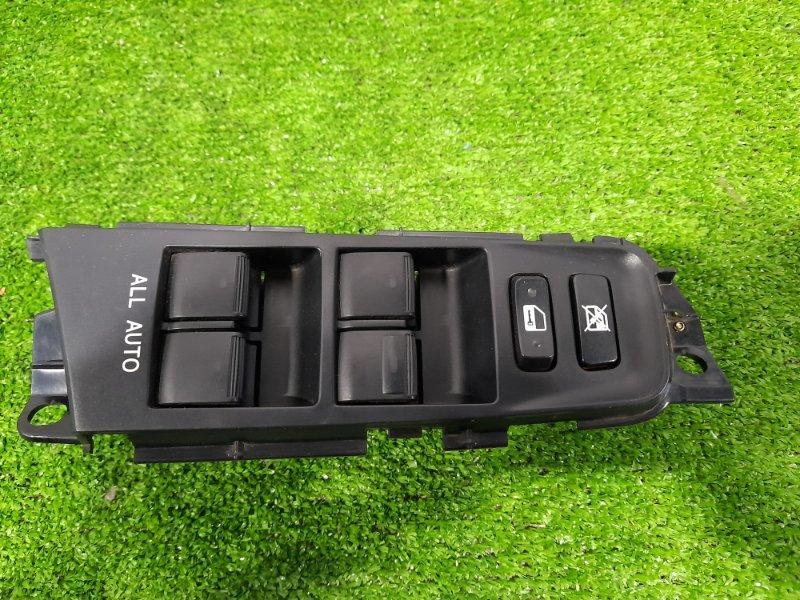 Блок управления стеклоподъемниками Toyota Crown GRS180 4GR-FSE 2003 передний правый