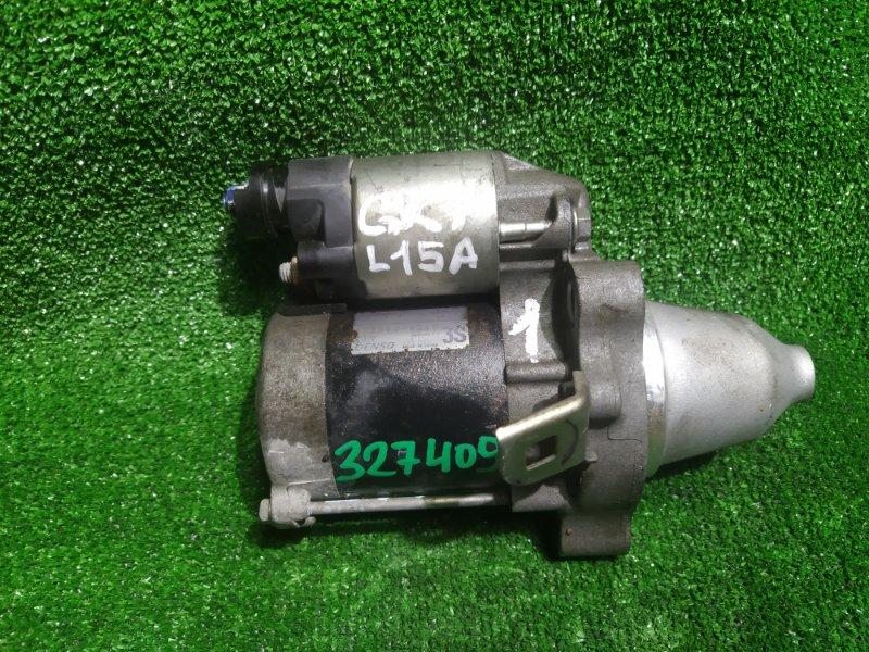 Стартер Honda Mobilio Spike GK1 L15A 2004 428000-0360