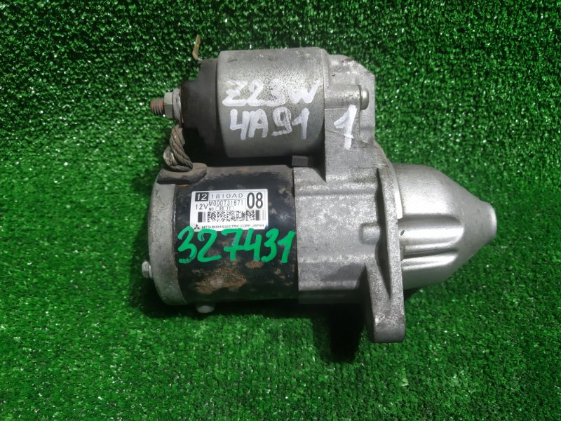 Стартер Mitsubishi Colt Plus Z23W 4A91 2009 M000T31671