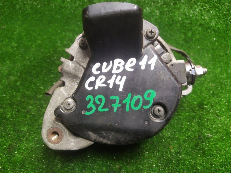 Генератор Nissan Cube BZ11 CR14DE 12.2007 23100-CT00B 3 КОНТАКТА