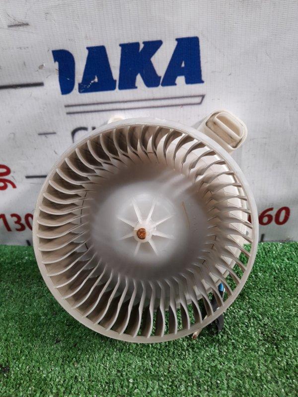 Мотор печки Toyota Crown GRS180 4GR-FSE 2003 272600-0322 с встроенным реостатом