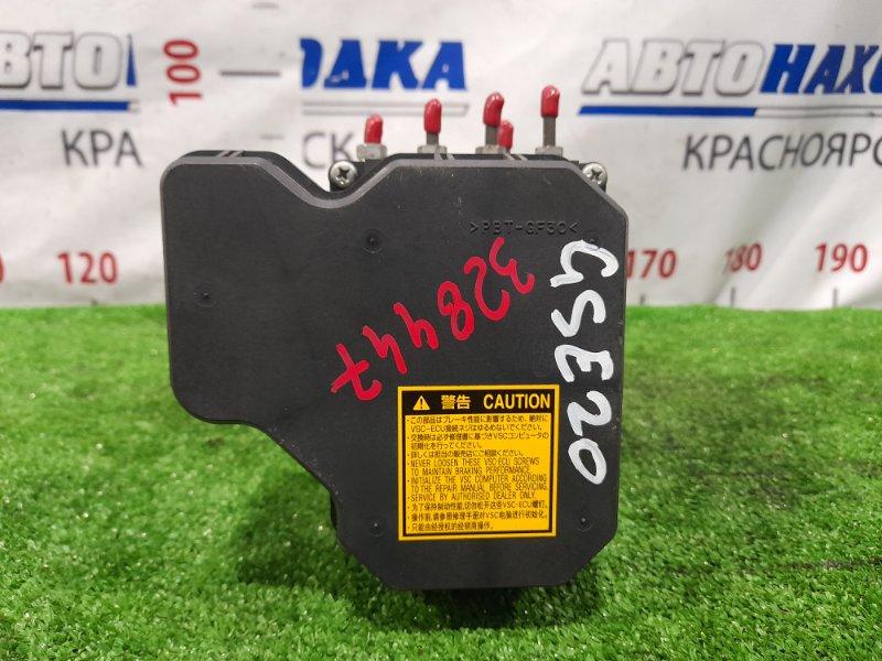 Блок abs Lexus Is250 GSE20 4GR-FSE 2005