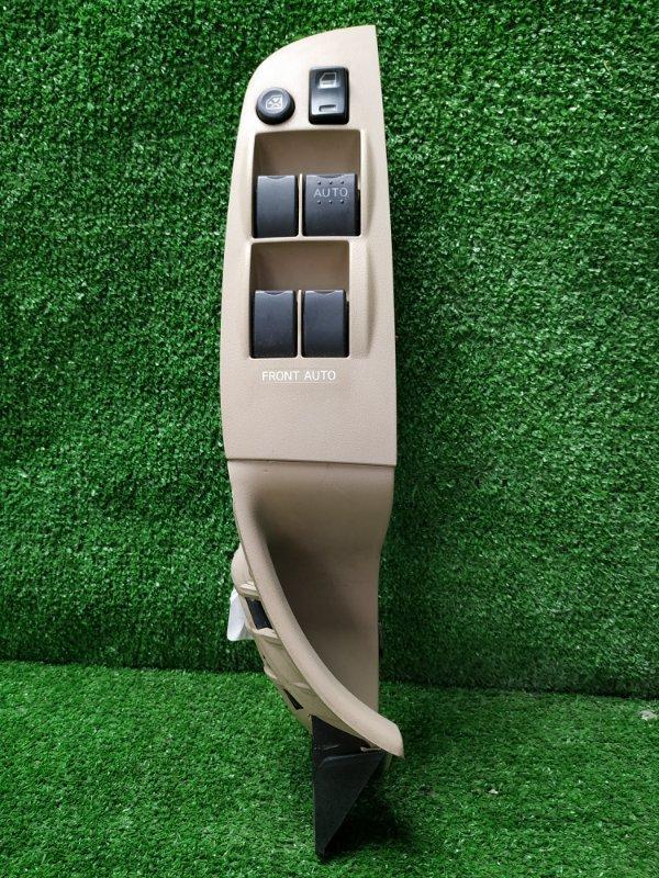 Блок управления стеклоподъемниками Nissan Cima GF50 VK45DD 2001 передний правый FR с накладкой +