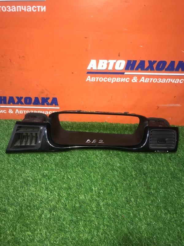 Консоль под щиток приборов Honda Edix BE2 D17A под щиток приборов с дефлекторами/ Директ