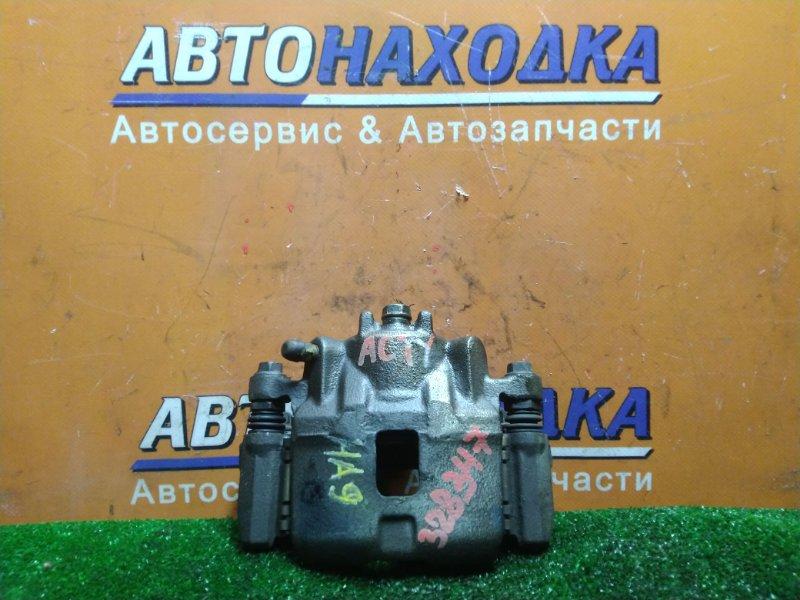 Суппорт Honda Acty HA9 E07Z передний правый 15CL12S НЕ ВЕНТ