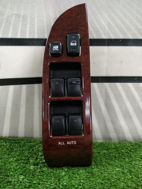 Блок управления стеклоподъемниками Toyota Brevis JCG10 1JZ-FSE 2001 передний правый 74231-51010 FR с