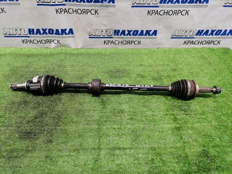 Привод Toyota Aqua NHP10 1NX-FXE 2011 передний правый передний правый, в ХТС.