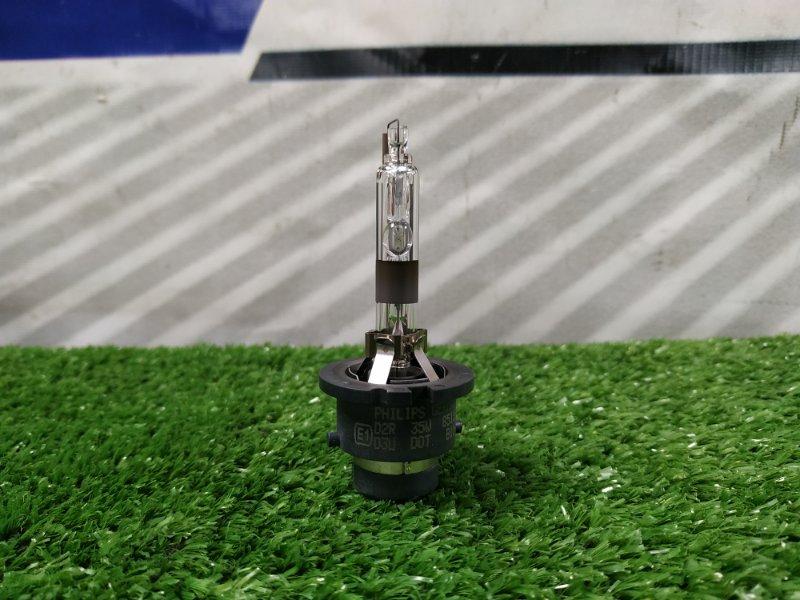 Лампа ксеноновая Nissan Elgrand APWE50 VQ35DE D2R D2R PHILIPS 35W 12V