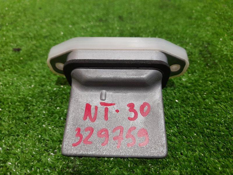 Реостат печки Nissan X-Trail NT30 QR20DE 2000 большой алюминиевый реостат, фишка 3 контакта