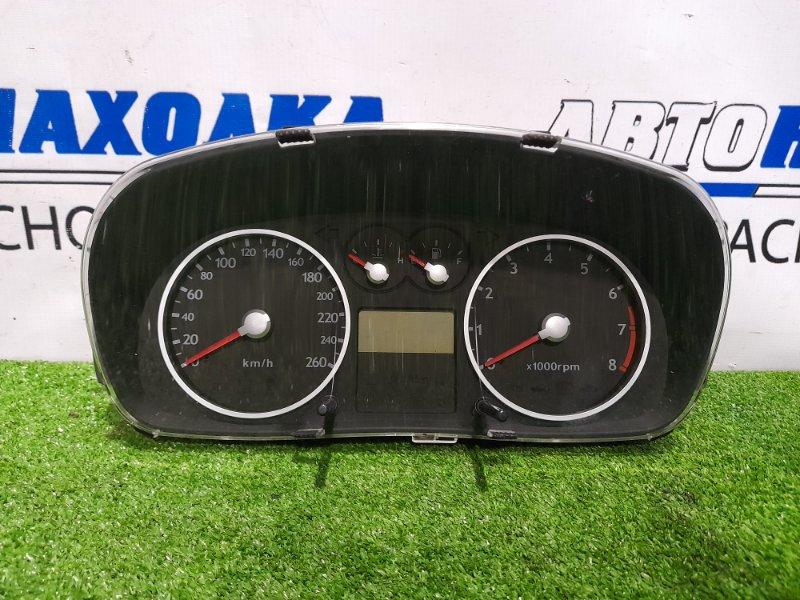 Щиток приборов Hyundai Coupe GK G6BA 2002