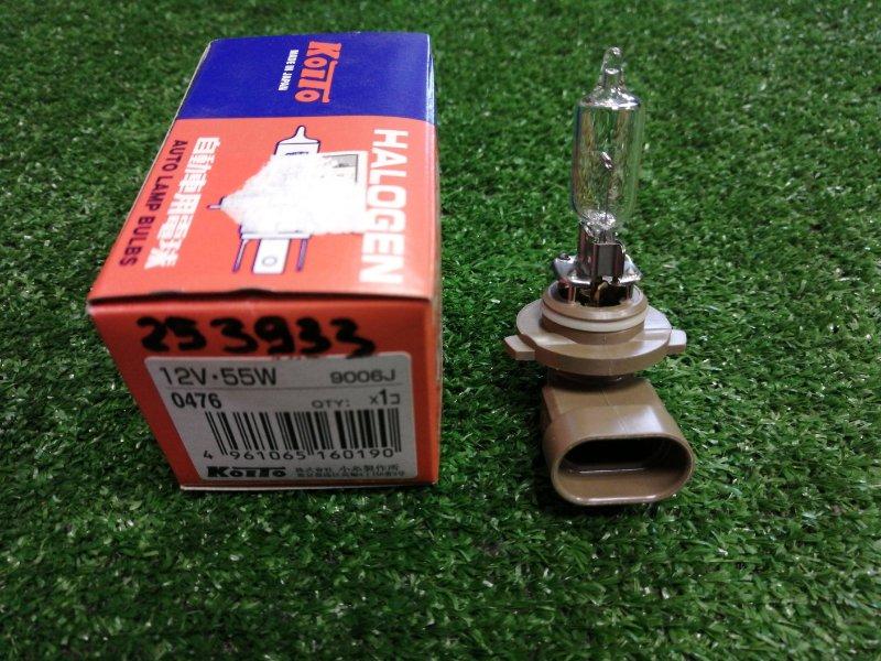 Лампа T12 12V 55W Special Koito