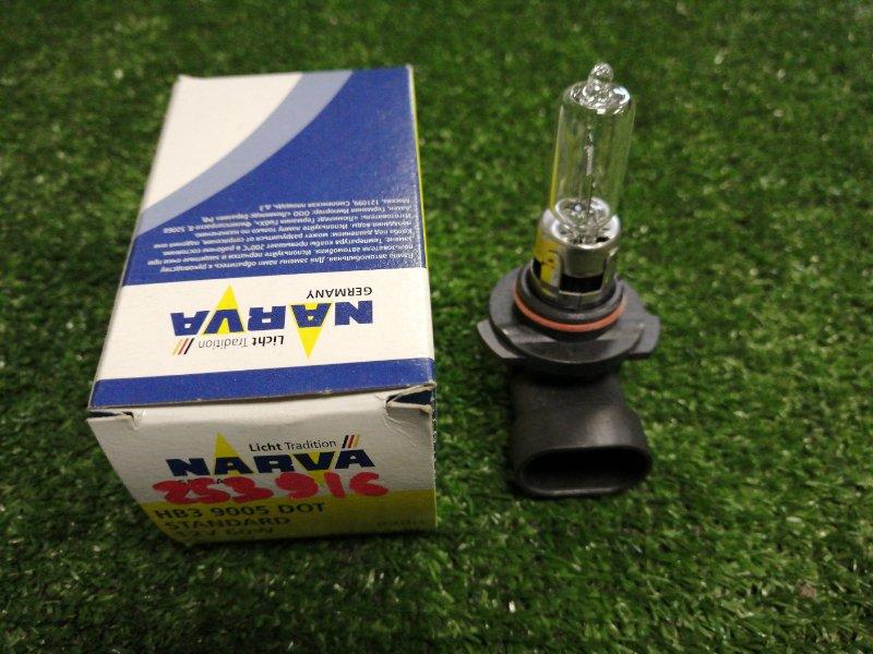 Лампа HB3 12V 60W Narva