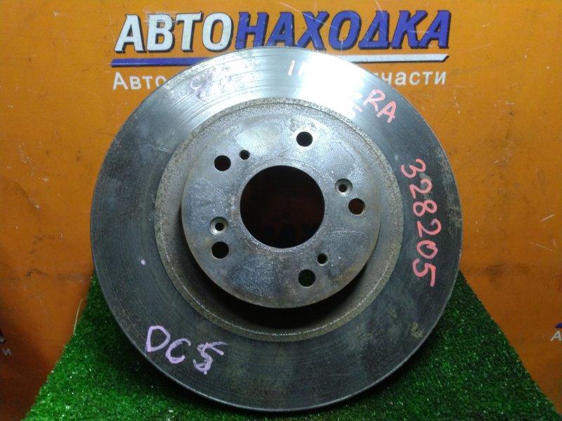 Диск тормозной Honda Integra DC5 K20A передний Ф300, T25, CD64, H49, 5 ШПИЛЕК,