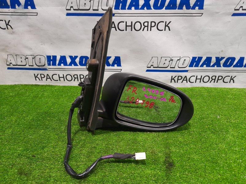 Зеркало Daihatsu Sonica L405S KF-DET 2006 переднее правое Правое, 7 контактов, с повторителем, в ХТС.