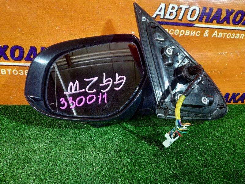Зеркало Mitsubishi Outlander GG2W 4B11 переднее левое 8323 13 КОНТАКТОВ, +ПОВТОРИТЕЛЬ 5416, +КАМЕРА. БЕЗ