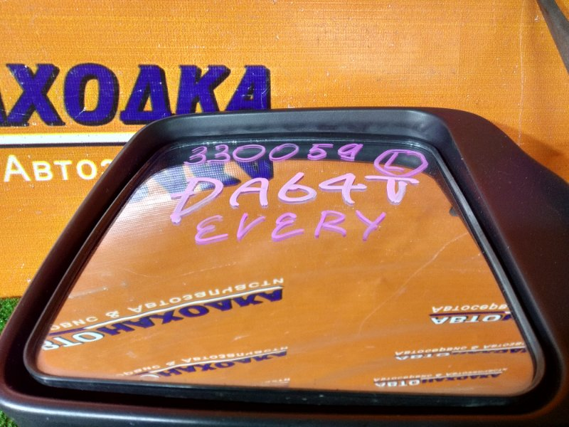 Зеркало Suzuki Every DA64V K6A левое 524 3 КОНТАКТА