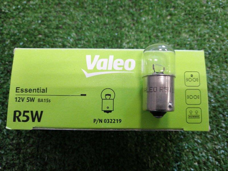 Лампа R5W 12V  Essential Valeo