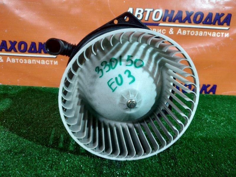 Мотор печки Honda Stepwgn RG1 D17A 2002 3R230