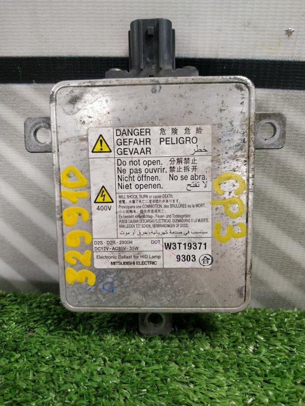 Блок розжига ксенона Honda Inspire CP3 J35A 2007 W3T19371 D2R/D2S