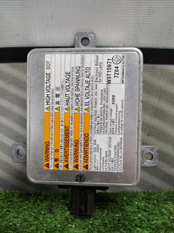 Блок розжига ксенона Suzuki Wagon R MH22S K6A W3T15971 D2R/D2S
