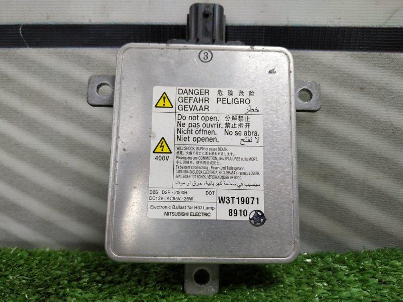 Блок розжига ксенона Honda Freed GB3 L15A 2008 W3T19071 D2S / D2R