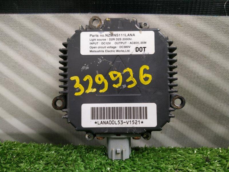 Блок розжига ксенона Nissan Elgrand E51 VQ35DE D2R/D2S