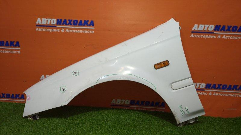 Крыло Honda Orthia EL2 B20B 1996 переднее левое есть потертости до металла /