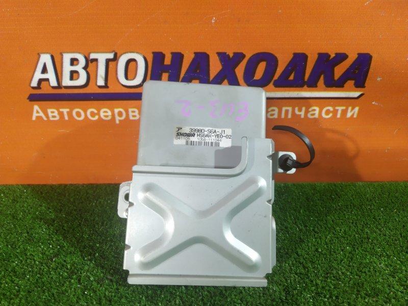 Блок управления рулевой рейкой Honda Civic EU3 D17A 2004 39980-S6A-J1