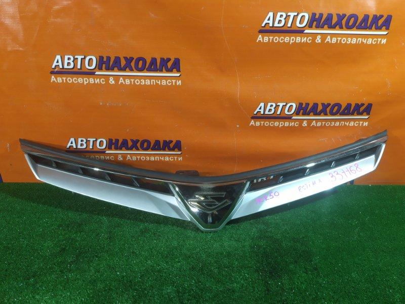 Решетка радиатора Toyota Estima ACR50 2AZ-FE 53101-28260